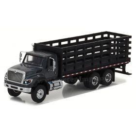 1/64 International WorkStar 2013 Stakebed Truck