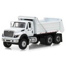 1/64 International WorkStar 2013 Dump Truck white