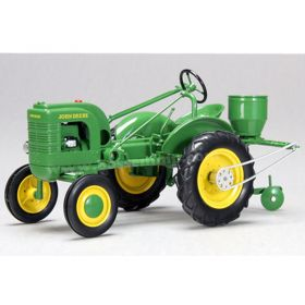1/16 John Deere L with L27 Lister Planter