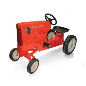 Allis Chalmers D-17 WF Pedal Tractor