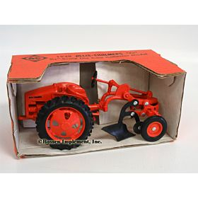 1/16 Allis Chalmers G with plow