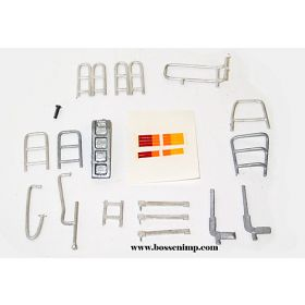 1/64 Combine Ladder kit Case IH AFX combines