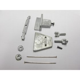 1/64 Combine Pivoting Rear Axle Kit JD 9500 or 9500