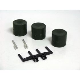 1/64 Bale Fork Double Bale Mover Set