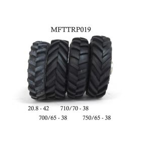 1/64 Single Rims 800 x 340 pair