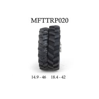 1/64 Single Rims 875 x 260 pair