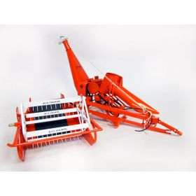 1/16 Allis Chalmers Forage Harvestor 50 pull type