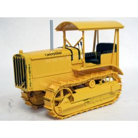 1/16 Caterpillar Crawler Twenty-Five with canopy yellow