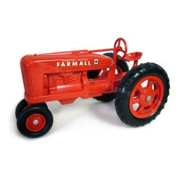 1/16 Farmall M NF Plastic