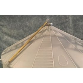 1/64 Grain Bin Roof Auger Kit #60