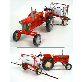 1/16 Allis Chalmers D-15 WF with 30 Sprayer '08 Orange Spectacular Show