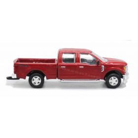 1/64 Ford F-350 Pickup Super Duty Ruby Red