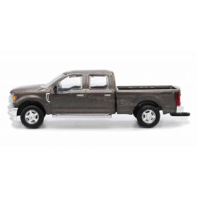 1/64 Ford F-350 Pickup Super Duty Stone Gray