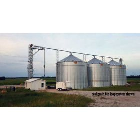 1/64 Grain Bin Loop Converyor System Kit