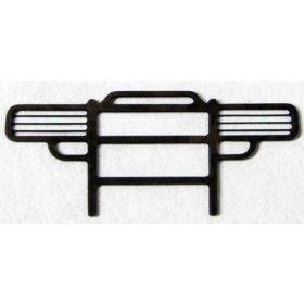 1/64 Brush Guard for Pickup trucks black