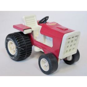 Tonka Lawn Tractor red