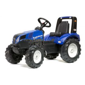 New Holland T8 Plastic Pedal Tractor