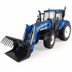 1/32 New Holland T5.120 MFD with NH 740 TL Loader