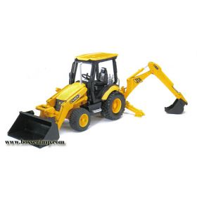 1/16 JCB Backhoe/Loader Midi CX