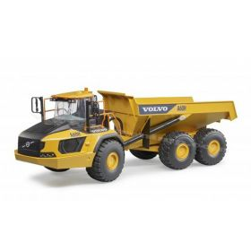 1/16 Volvo A60H off road Dump Truck