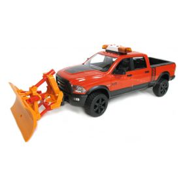 1/16 Dodge Ram 2500 Pickup with snow plow & lights