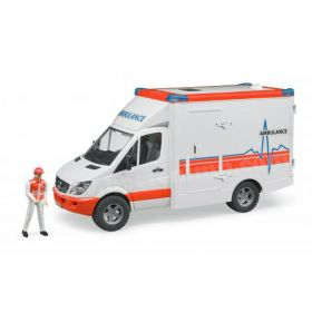 1/16 Mercedes Benz Sprinter Ambulance