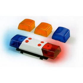 1/16 Accessory Set, Light and Sound Module for Emergency Vehicles