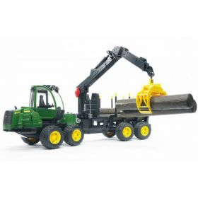 1/16 John Deere Log Forwarder 1210E