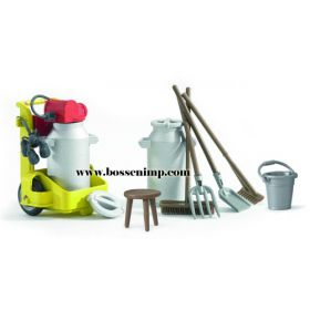 1/16 Accessory Set Milking