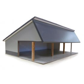 1/64 Cattle Shed  Gray & Gray