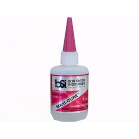 Maxi-Cure Extra Thick Super Glue - 1 Ounce