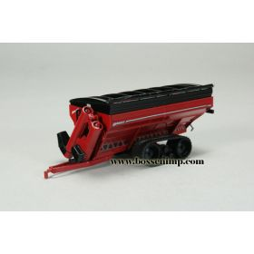 1/64 Brent Grain Cart Avalanche 1196 tracked red