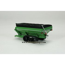 1/64 Brent Grain Cart Avalanche 1196 tracked green