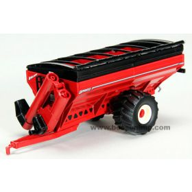 1/64 Brent Grain Cart Avalanche 1196 red