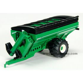 1/64 Brent Grain Cart Avalanche 1196 green