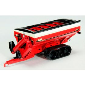 1/64 Killbros Grain Cart 1111 on track orange