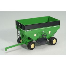 1/64 Brent Wagon Gravity 644 with duals green