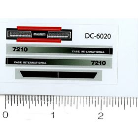Decal 1/32 Case IH 7210 Side Panels (early version)
