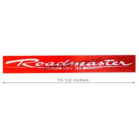 Decal Coaster Wagon Roadmaster (Pair)
