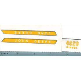 Decal 1/10 John Deere 4620 Stripe