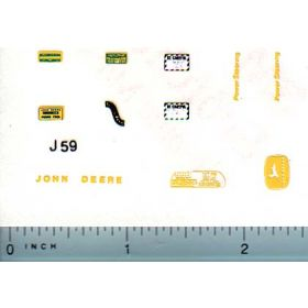 Decal 1/16 John Deere 20 & 30 Series Dress-Up Set