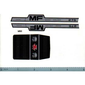 Decal 1/16 Massey Fergispm 275 Set