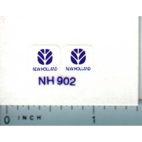 Decal 1/16 New Holland Logo (small)