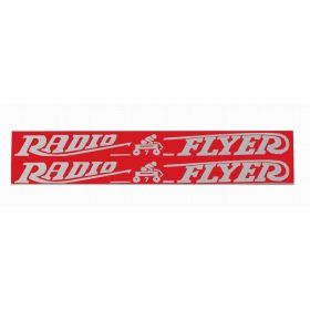Decal Radio Flyer 7 version 3 Wagon