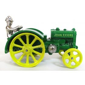 1/16 John Deere D Cast Iron Reproduction