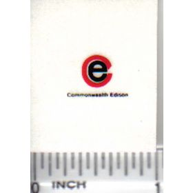 Decal 1/64 Commonwealth Edison