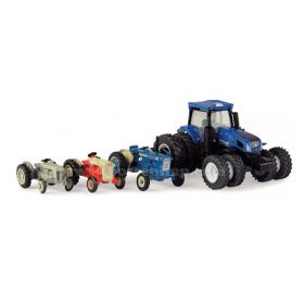 1/64 Ford New Holland 100th Anniversary Set