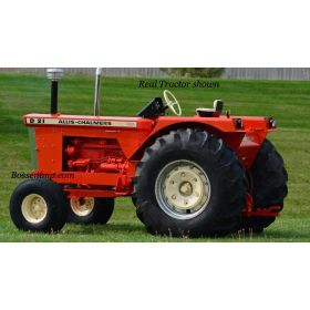 1/64 Allis Chalmers D-21 2019 National Farm Toy Museum