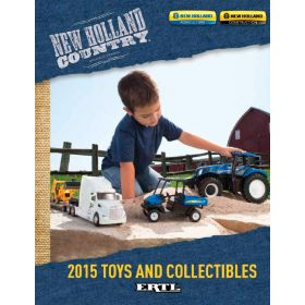 New Holland 2015 Ertl Catalog