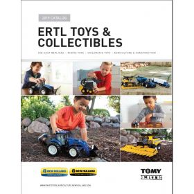 New Holland 2019 Ertl Large Catalog